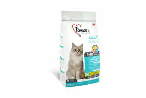 1ST CHOICE CAT ADULT HEALTHY SKIN & COAT 2,72kg