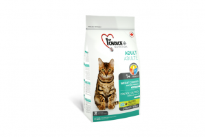 1ST CHOICE CAT ADULT WEIGHT CONTROL 350g