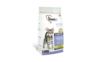 1ST CHOICE CAT KITTEN HEALTHY START 5,44kg