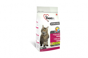 1ST CHOICE CAT STERILIZED 2,4kg