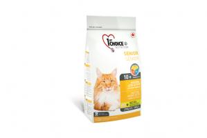 1ST CHOICE CAT SENIOR MATURE-LESS ACTIVE 2,72kg