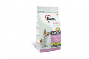 1ST CHOICE PUPPY TOY & SMALL SENSITIVE SKIN & COAT 2,72kg