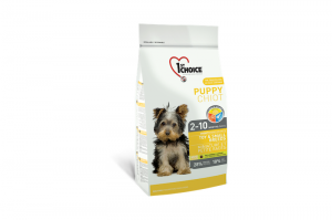 1ST CHOICE PUPPY TOY & SMALL GROWTH 2,72kg