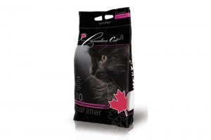 BENEK CANADIAN CAT ŻWIREK DLA KOTA BABY POWDER 10l