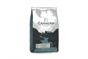 CANAGAN CAT SCOTTISH SALMON 375g