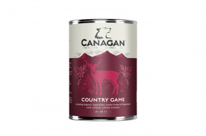 CANAGAN DOG WET COUNTRY GAME 400g