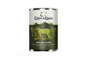 CANAGAN DOG WET WELSH LAMB 6x400g