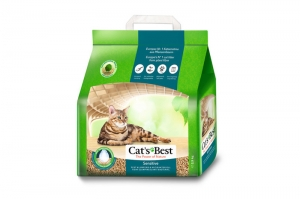 CAT'S BEST ŻWIREK SENSITIVE 8L