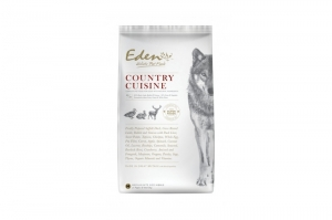 EDEN DOG COUNTRY CUISINE MEDIUM/LARGE KARMA DLA PSA 12kg