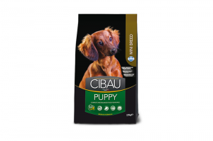 FARMINA CIBAU PUPPY MINI 800+800g