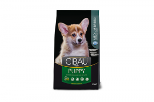 FARMINA CIBAU PUPPY MEDIUM 2x12+4kg