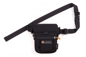 JOQU SASZETKA DOG SMALL BAG BLACK