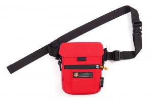 JOQU SASZETKA DOG SMALL BAG RED