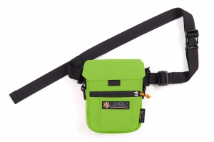 JOQU SASZETKA DOG SMALL BAG GREEN