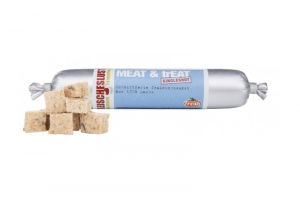 MEAT LOVE MEAT & TREAT SALMON 80G