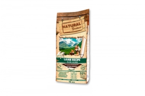 NATURAL GREATNESS DOG LAMB RECIPE SENSITIVE 2KG