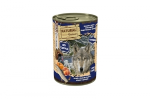 NATURAL GREATNESS DOG WET COMPLET SALMON & TURKEY 6x400g