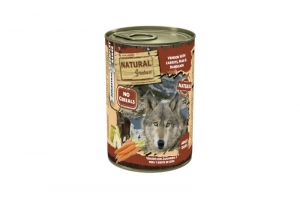 NATURAL GREATNESS DOG WET COMPLET VENISION 6x400g