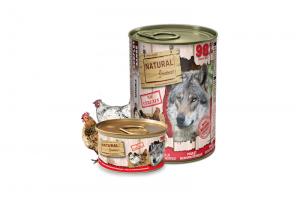 NATURAL GREATNESS DOG WET MONOPROTEIN CHICKEN 6x400g