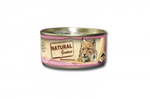 NATURAL GREATNESS CAT WET CLASSIC TUNA WITH PRAWNS 70g