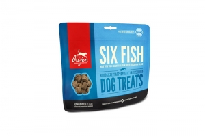ORIJEN DOG TREAT 6 FISH 42,5g