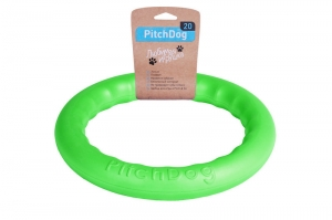 PICHDOG GREEN RING DLA PSA 20CM