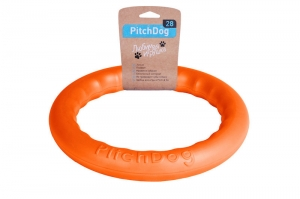 PICHDOG ORANGE RING DLA PSA 28CM