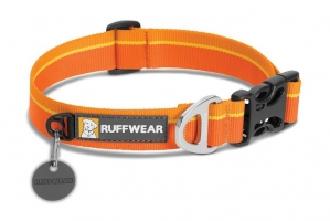 RUFFWEAR OBROŻA HOOPIE COLLAR ORANGE SUNSET