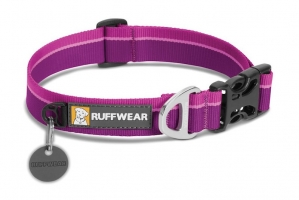 RUFFWEAR OBROŻA HOOPIE COLLAR PURPLE DUSK