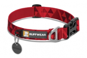 RUFFWEAR OBROŻA HOOPIE COLLAR RED BUTTE