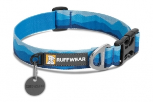 RUFFWEAR OBROŻA HOOPIE COLLAR BLUE MOUNTAINS