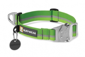 RUFFWEAR OBROŻA TOP ROPE COLLAR MEADOW GREEN