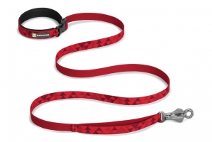 RUFFWEAR SMYCZ FLAT OUT LEASH RED BUTTE