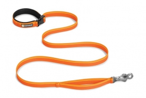 RUFFWEAR SMYCZ FLAT OUT LEASH ORANGE SUNSET
