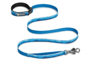 RUFFWEAR SMYCZ FLAT OUT LEASH BLUE MOUNTAINS