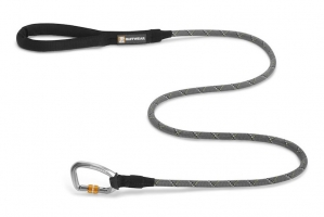 RUFFWEAR SMYCZ KNOT A LEASH GRANITE GRAY