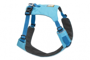 RUFFWEAR SZELKI HI & LIGHT HARNESS BLUE ATOLL