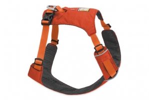 RUFFWEAR SZELKI HI & LIGHT HARNESS SOCKEYE RED
