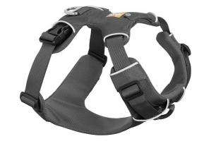 RUFFWEAR SZELKI FRONT RANGE HARNESS TWILIGHT GRAY