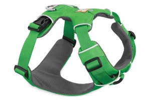 RUFFWEAR SZELKI FRONT RANGE HARNESS MEADOW GREEN