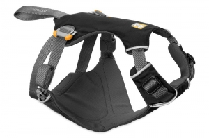RUFFWEAR SZELKI DO SAMOCHODU LOAD UP HARNESS OBSIDIAN BLACK