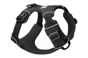 RUFFWEAR SZELKI FRONT RANGE HARNESS TWILIGHT GRAY NEW