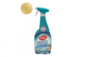 SIMPLE SOLUTION MULTI-SURFACE CLEANER DEZYNFEKCJA 750ml